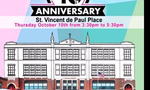 St. Vincent de Paul Place, Norwich to Celebrate 40 Years