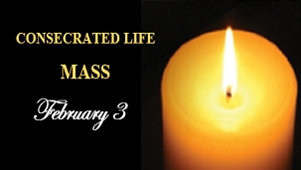 22nd Annual Consecrated Life Mass