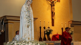 Fatima Feast Celebrated in the Borough