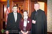 Click to view album: Seton Scholarship Dinner