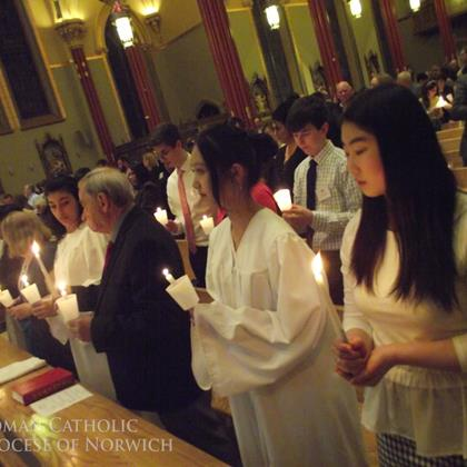 Click to view album: Easter Vigil