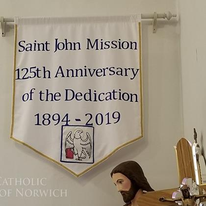 Click to view album: St. John Mission 125th Anniversary
