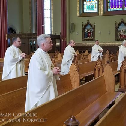 Click to view album: 2020 Chrism Mass