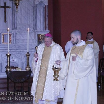 Click to view album: St. Michael Church Mass of Dedication, 2020