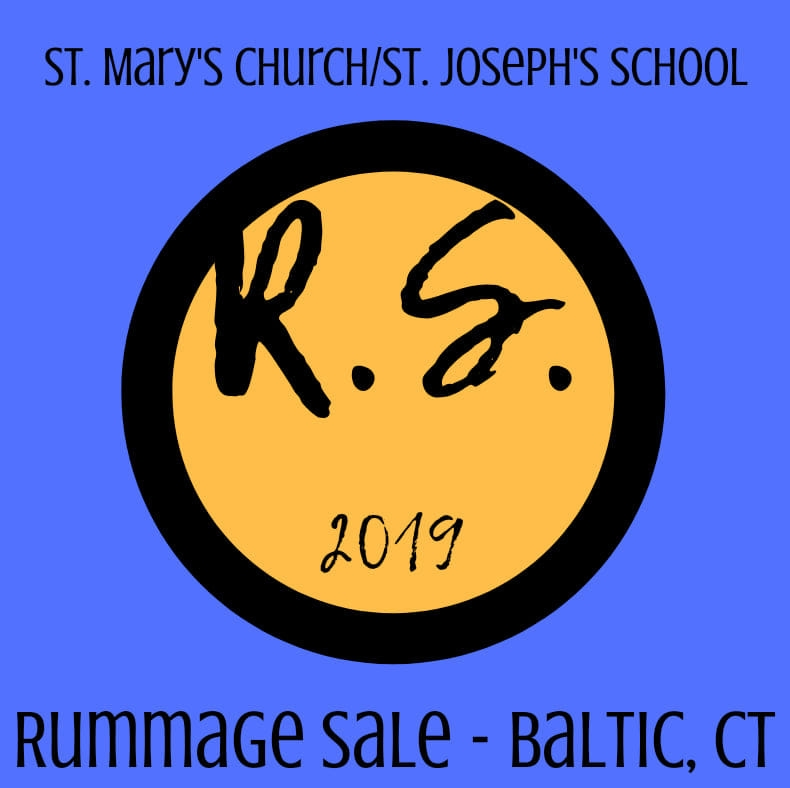 Baltic Church & School Hold 33rd Annual Rummage Sale