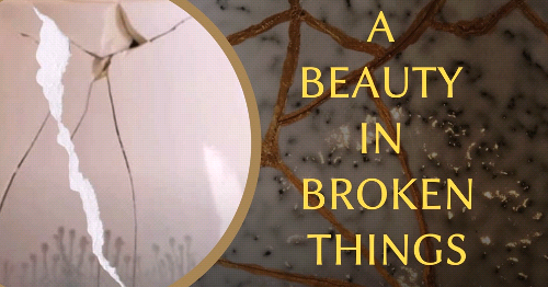 A Beauty in Broken Things- January Bishop's Column