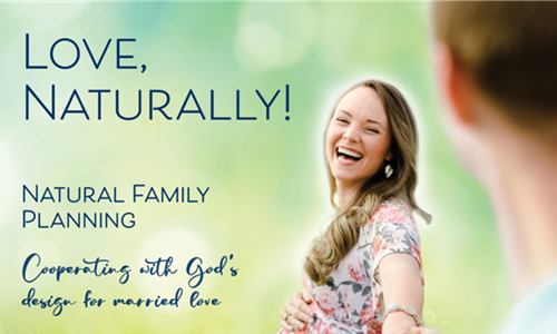 Catholic Family Services Announces Natural Family Planning Week