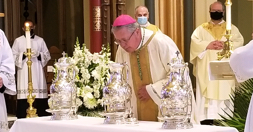 'God is Truly Alive' - Chrism Mass Celebrated