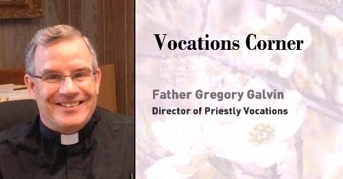 Vocations Corner: Thank You for Supporting Our Seminarians