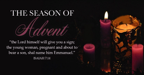 An Advent Prayer
