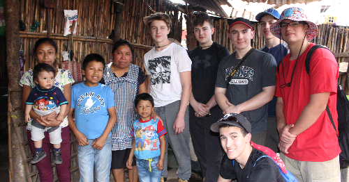 Xavier High School's Service Trip To Guatemala: Changing Lives