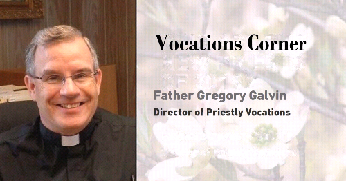 Vocations Corner