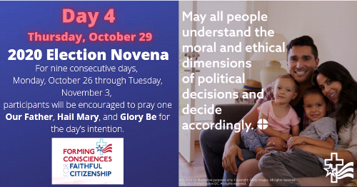 Election Novena - Day 4