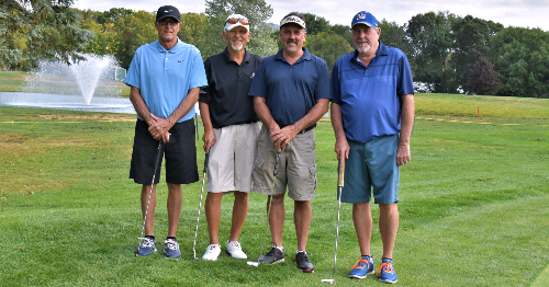 Catholic Charities 15th Annual Golf Tournament: A Great Day for a Swing and a Prayer