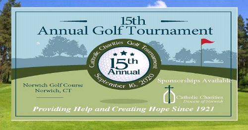 Sponsor Opportunities Available for Catholic Charities Golf Tournament