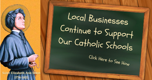 Local Businesses Show Support to Catholic Schools