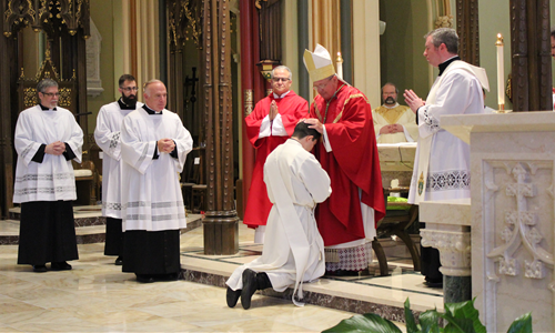 Father Michael Castiblanco Ordained to the Priesthood
