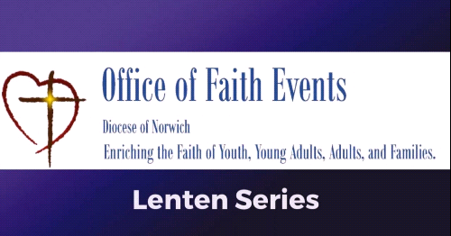 Lenten Video and Reflection- Week 5