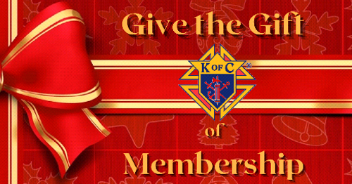 K of C is Offering Free Online Membership