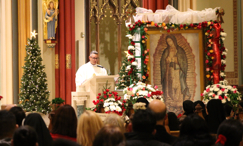 Celebrate with Us The Feast Day of Our Lady of Guadalupe