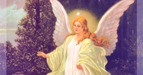 October Celebrates Our Guardian Angels