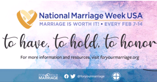 Celebrate National Marriage Week with an At-Home Marriage Retreat
