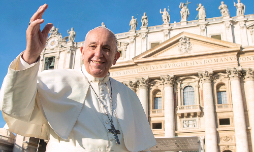 Pope Francis Calls Us to Bear Witness to Jesus