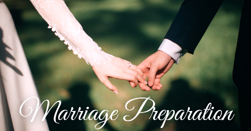 Diocese of Norwich 2021 Marriage Preparation Brochure is Available