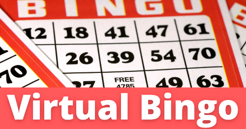 Returning April 25: Virtual Bingo