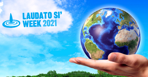 Laudato Si' Week, May 16-24
