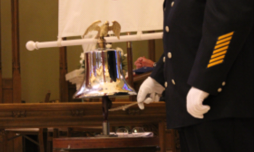 The 27th Annual Mass For Firefighters and EMS Personnel on Oct. 19