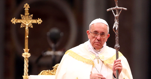 Pope's Homilies During Lockdown Are Published in a New Book