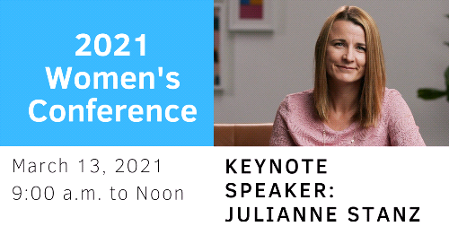 Register: 2021 Norwich Diocesan Virtual Women's Conference