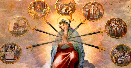 New Session Added-Take a Journey With Mary Through Her Seven Sorrows