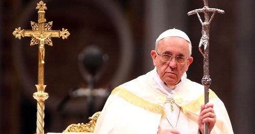 Pope Francis' Amazon Exhortation Calls for Holiness