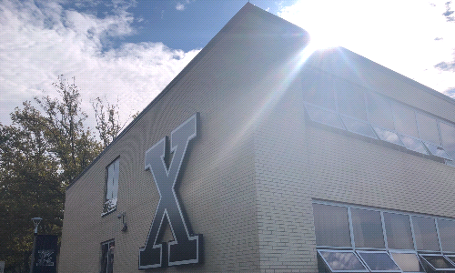Powered by the Son AND the Sun! Xavier High Goes Solar