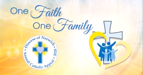 'One Faith, One Family' Lived Everyday by the Families of Our Diocese