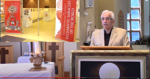 The Real Presence of Christ and Eucharistic Miracles- Video Seminar