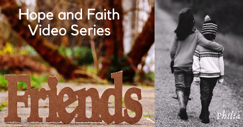 Members of One Family - Hope and Faith Series 2021