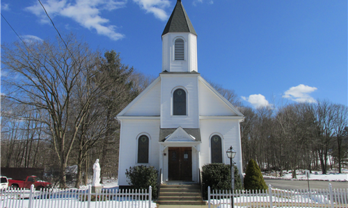 St. John Mission Church to celebrate 125th anniversary