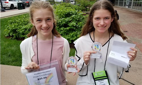 Diocese Schools Shine at Connecticut Invention Convention