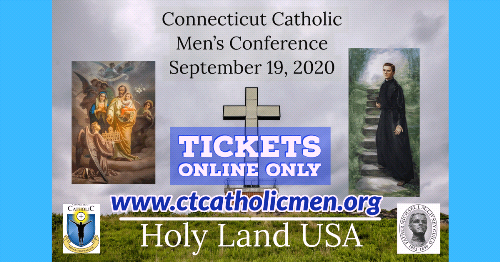 The 2020 Connecticut Catholic Men's Conference: Taking It To Higher Ground