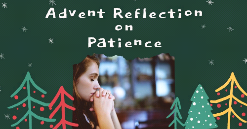 First Sunday of Advent-Patience
