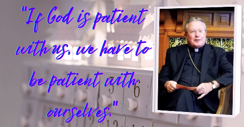 Bishop Cote Reflects on the Virtue of Patience