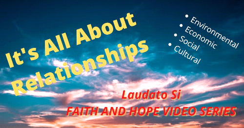 Laudato Si- Chapter 4- Relationships
