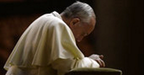 Pope Francis Calls for Prayer in Light of Pandemic
