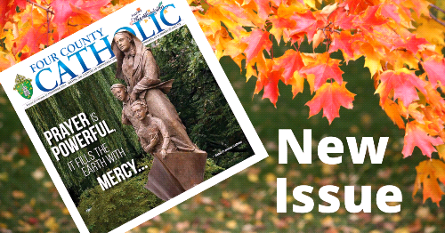 What's New in the November Four County Catholic